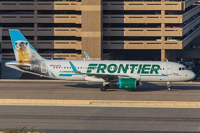 Frontier Airlines Airbus A320-214 N236FR 2-2-18