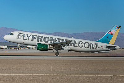 Frontier Airlines Airbus A320-214 N223FR 1-7-18