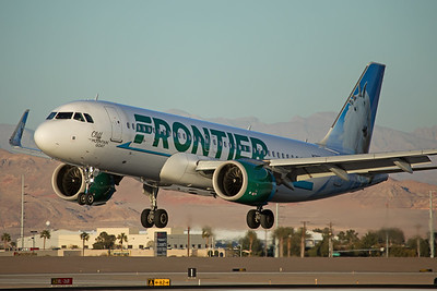 Frontier Airlines Airbus A320-251N N305FR 3-8-18