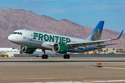 Frontier Airlines Airbus A320-251N N331FR 3-18-21