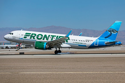 Frontier Airlines Airbus A320-251N N368FR 3-17-21