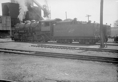 2016.010.FAC1.01829--cole 500 neg--C&NW--steam locomotive 2-8-0 Z 1879--Crystal Lake IL--1930 0531