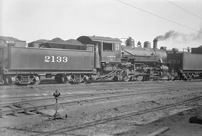 2016.010.FAC1.01631--cole 500 neg--C&NW--steam locomotive 0-6-0 M-2 2133--Proviso IL--1929 1027