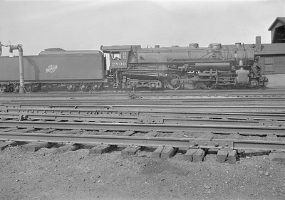 2016.010.FAC1.05662--cole 6x9-8pak neg--C&NW--steam locomotive 2-8-4 J-4 2809--Nelson IL--1930 0823