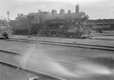 2016.010.FAC1.05570--cole 6x9-8pak neg--C&NW--steam locomotive 4-6-0 R-1 463--Winona MN--1930 0821