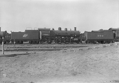 2016.010.FAC1.06179--cole 6x9-8pak neg--C&NW--steam locomotive 4-4-2 D 1310 (dead)--Chadron NE--1931 0805