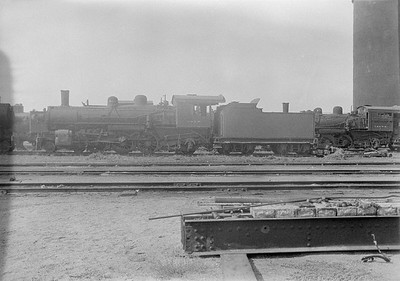 2016.010.FAC1.06183--cole 6x9-8pak neg--C&NW--steam locomotive 4-6-2 L 940 (dead)--Chadron NE--1931 0805