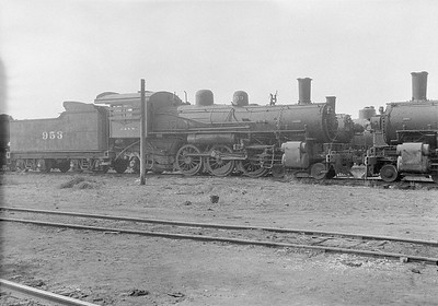 2016.010.FAC1.06182--cole 6x9-8pak neg--C&NW--steam locomotive 4-6-2 L 953 (dead)--Chadron NE--1931 0805