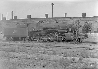 2016.010.FAC1.06118--cole 6x9-8pak neg--C&NW--steam locomotive 2-8-0 Z 1843 (dead)--Huron SD--1931 0803