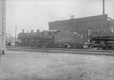 2016.010.FAC1.06137--cole 6x9-8pak neg--C&NW--steam locomotive 4-6-0 R-1 1079--Rapid City SD--1931 0804