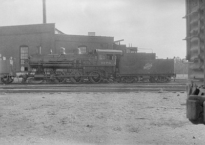 2016.010.FAC1.06138--cole 6x9-8pak neg--C&NW--steam locomotive 4-6-0 R-1 1379--Rapid City SD--1931 0804