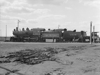 2016.010.FAC5.02092F--cole 3x4 neg--NYC--steam locomotive 4-4-0 999 on display at Pageant of Progress--Chicago IL--1921 0814