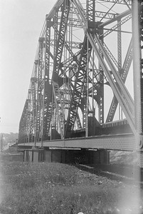 2016.010.FAC5.02551--cole 500-12pak neg--AT&SF--Sanitary Ship Canal bridge--Chicago IL--1925 0503
