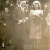 Mum and Dad Wedding Photo