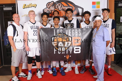 Vegas Elite 2018 - 17U Bronze Runner Up