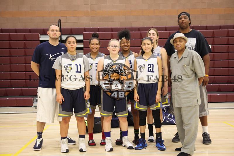 Vegas Elite White - 15U Runner-Up