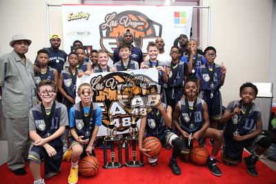 Vegas Elite 5th Grade Champion