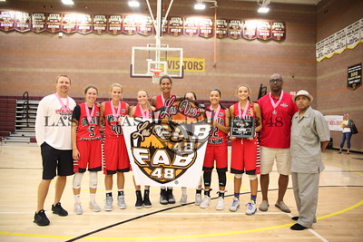 North Dakota Phenoms - 16U Champion