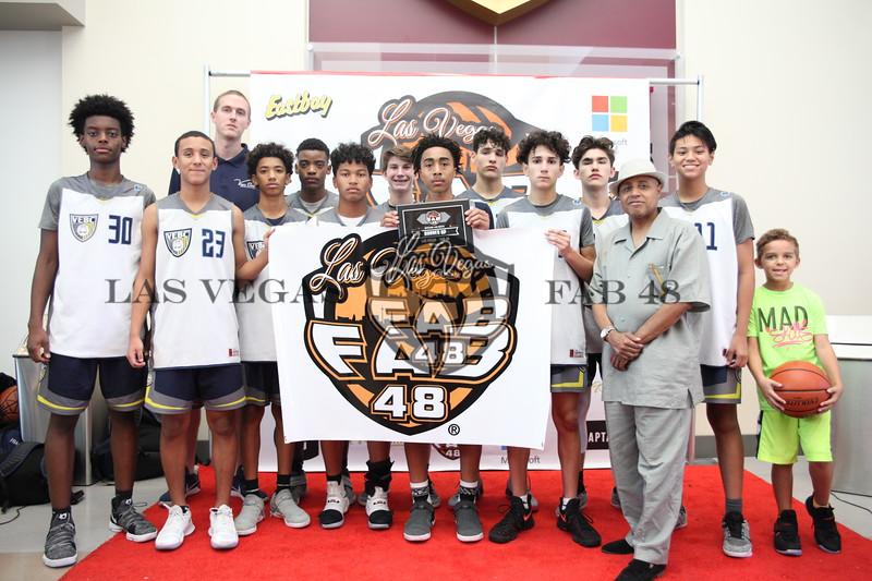 Vegas Elite 2021 Blue - 8th Grade Invite Runner Up