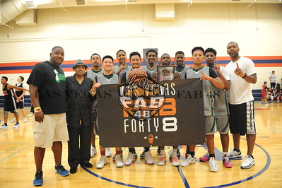 15U Platinum Champion - Knights Basketball Academy