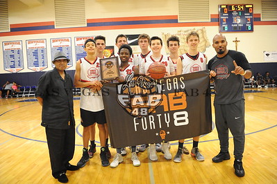 15U Bronze Champion - Team EsFace
