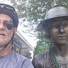 Statues in Dunedin