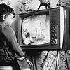 OLD TV  SET PAY TV