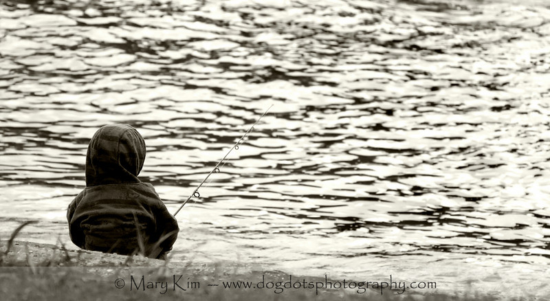Fishing On The Red