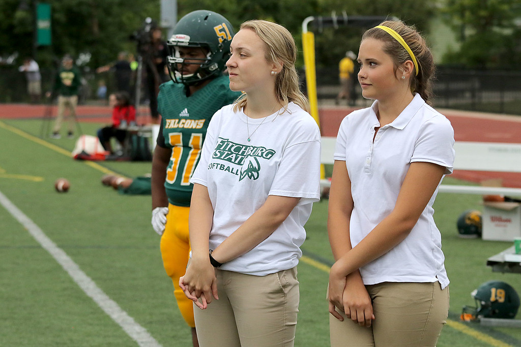 . Faces in the Crowd: Fitchburg State University Football. SENTINEL & ENTERPRISE/JOHN LOVE