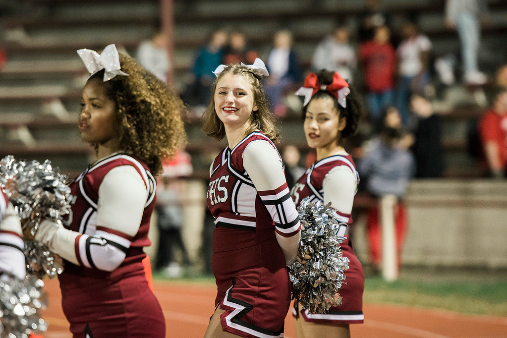 . FACES IN THE CROWD Fitchburg v. North Middlesex Friday, September 29, 2017 SENTINEL & ENTERPRISE / Ashley Green