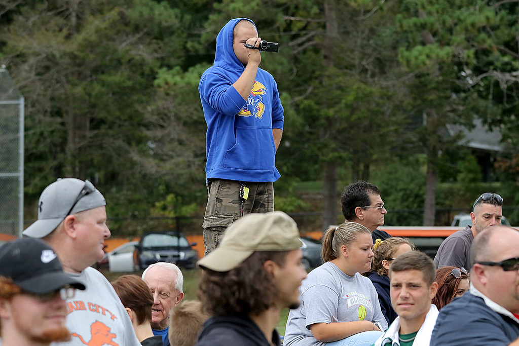 . Faces in the Crowd: Gardner High School vs Tyngsboro High School football. SENTINEL & ENTERPRISE/JOHN LOVE