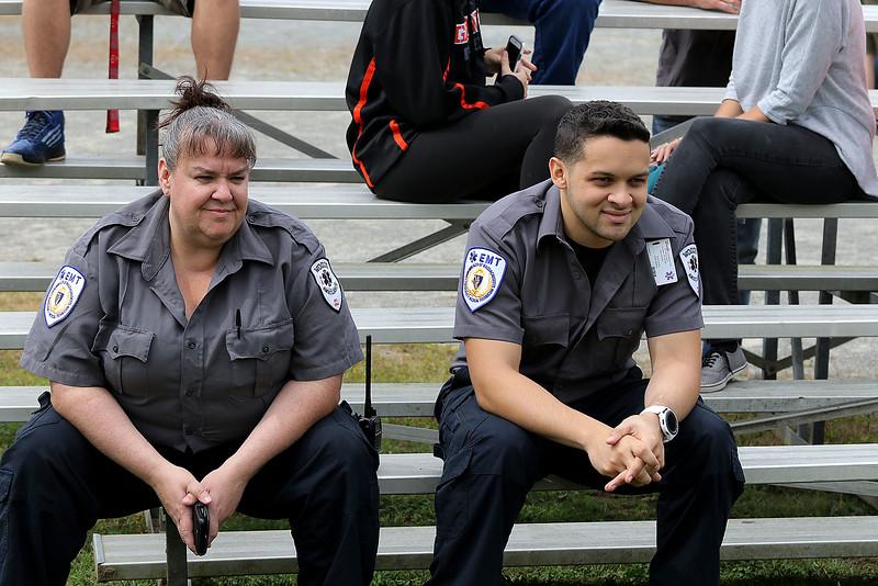 Faces in the Crowd: Gardner High School vs Tyngsboro High School football. SENTINEL & ENTERPRISE/JOHN LOVE