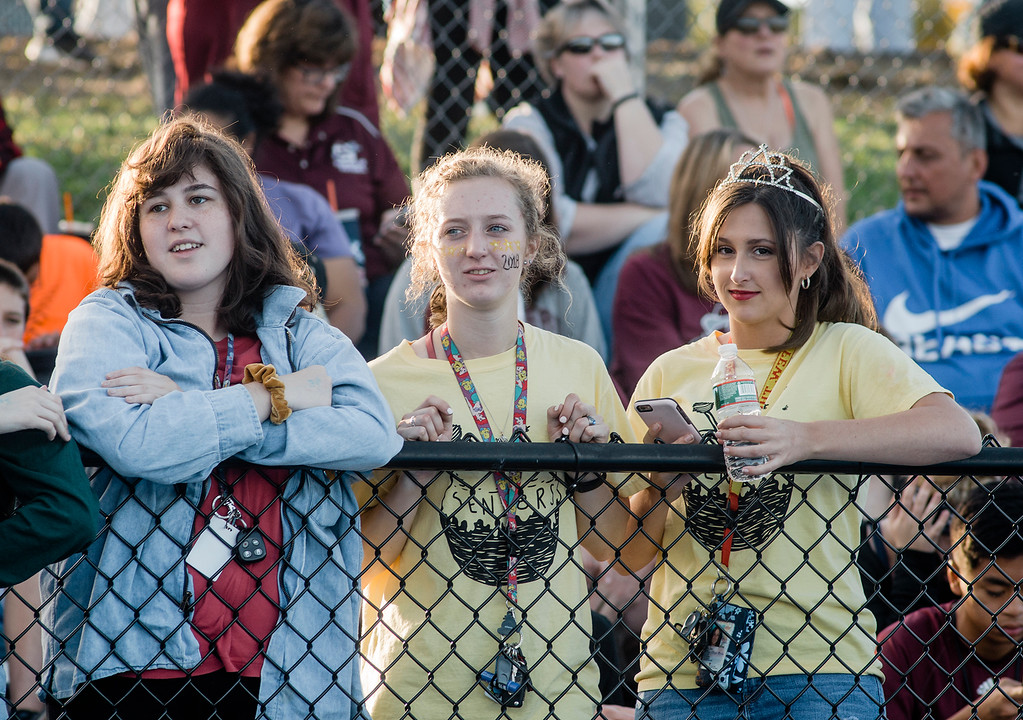 . FACES IN THE CROWD Ayer-Shirley v. Lunenburg  Saturday, October 14, 2017 SENTINEL & ENTERPRISE / Ashley Green