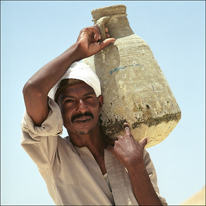 Egypt -  water carrier