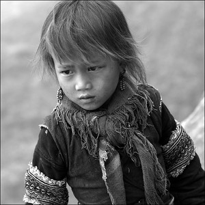 Vietnam - hilltribe-boy1