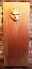 """2013 FACES UnMasked mask by Michelle Mrotek titled """"Door"""""""