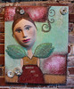 """2013 FACES UnMasked mask by Lorie Torres titled """"Children Are Gifts"""""""