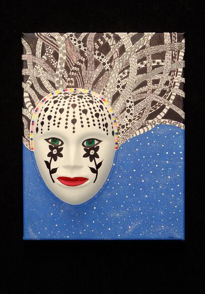 Arlene Sneed - 2014 Logo Mask