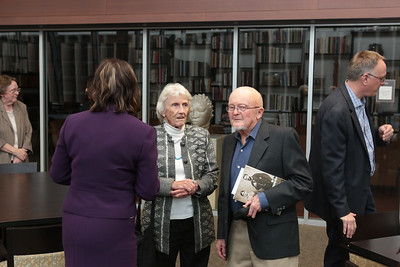 Faculty Authors Reception