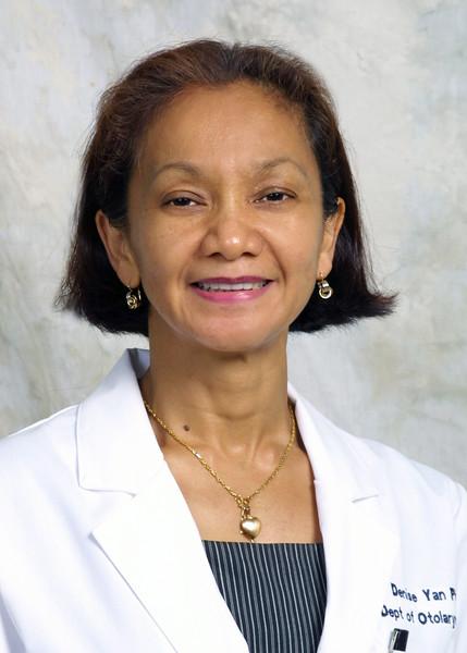 Denise Yan, M.D. Otolaryngology