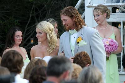 Luke and Caitlyn's Wedding, 06-04-10