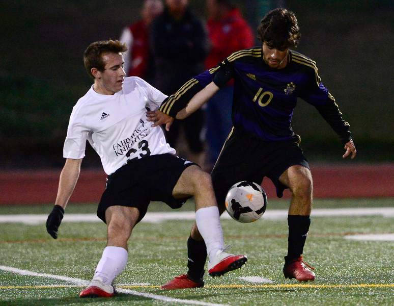 FAIRVIEW VS FORT COLLINS SOCCER