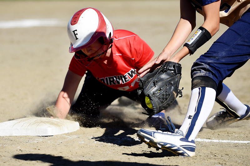Legacy vs. Fairview softball