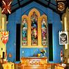 East Window & Altar