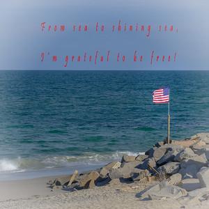 Free from Sea to Shining Sea