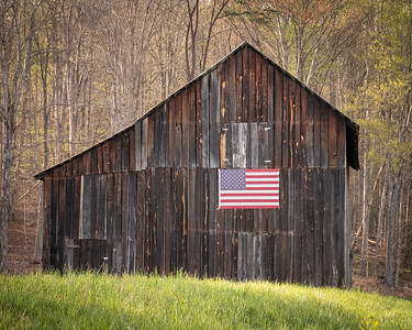 Old Glory Barn