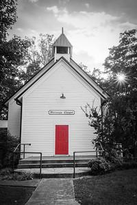The Watauga Chapel Light