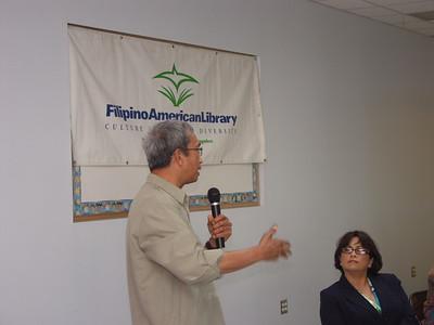 "Book Launch - ""Los Angeles's Historic Filipinotown"""