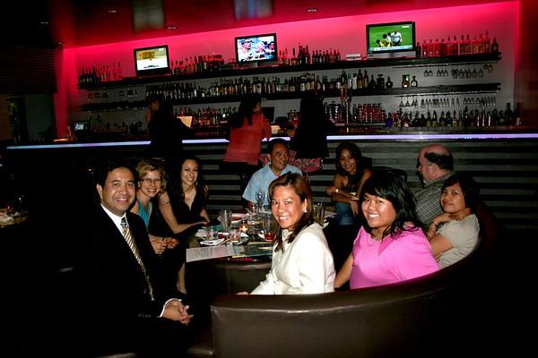 FAL Fundraiser Dinner - e3rd Steakhouse & Lounge