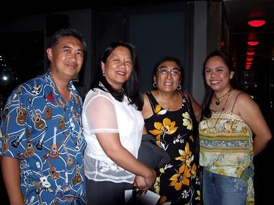 FAL Sushi Mixer Fundraiser - 7/22/2005